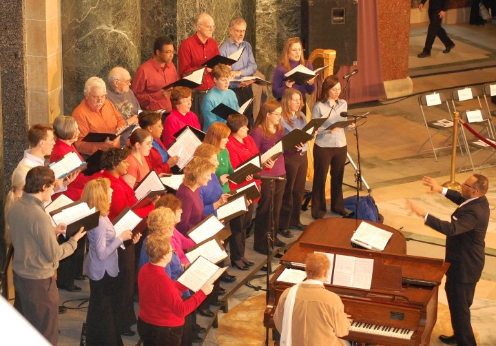 Choir, again